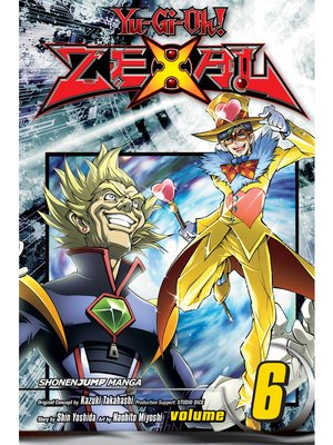 cover image of Yu-Gi-Oh! Zexal, Volume 6