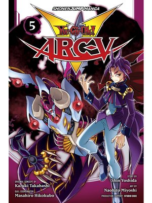 cover image of Yu-Gi-Oh! Arc-V, Volume 5