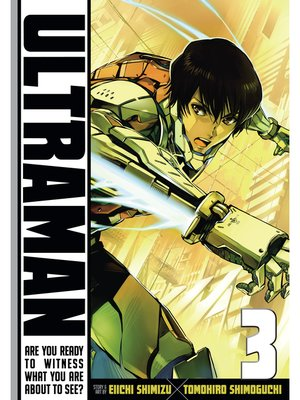 cover image of Ultraman, Volume 3