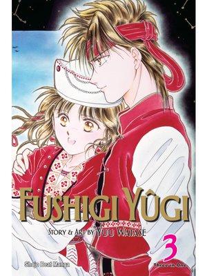cover image of Fushigi Yûgi (VIZBIG Edition), Volume 3