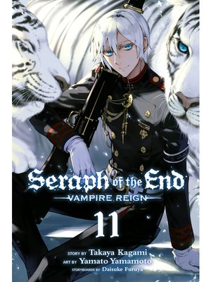 cover image of Seraph of the End, Volume 11