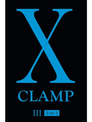 cover image of X (3-in-1 Edition), Volume 3