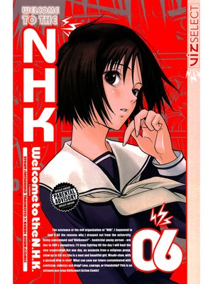 cover image of Welcome to the N.H.K., Volume 6