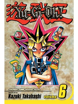 cover image of Yu-Gi-Oh!, Volume 6
