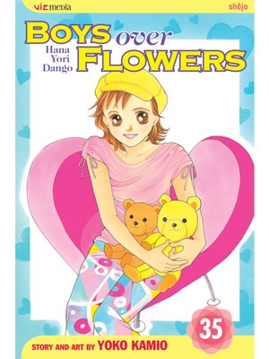 cover image of Boys Over Flowers, Volume 35