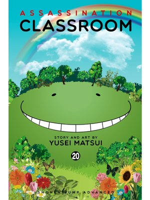 cover image of Assassination Classroom, Volume 20
