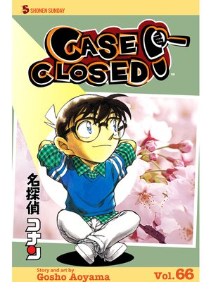 cover image of Case Closed, Volume 66