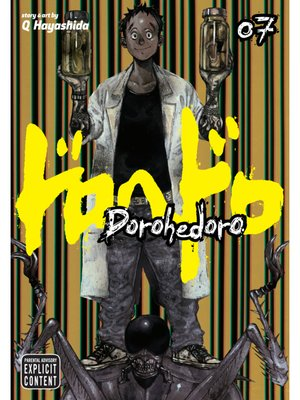cover image of Dorohedoro, Volume 7