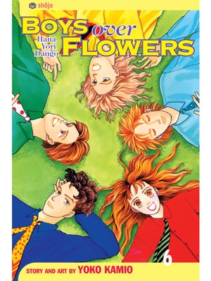 cover image of Boys Over Flowers, Volume 6