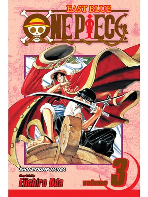 cover image of One Piece, Volume 3