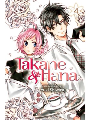 cover image of Takane & Hana, Volume 4