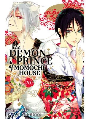 cover image of The Demon Prince of Momochi House, Volume 10