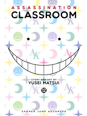cover image of Assassination Classroom, Volume 12