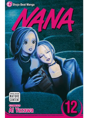 cover image of Nana, Volume 12