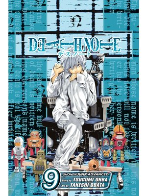 cover image of Death Note, Volume 9