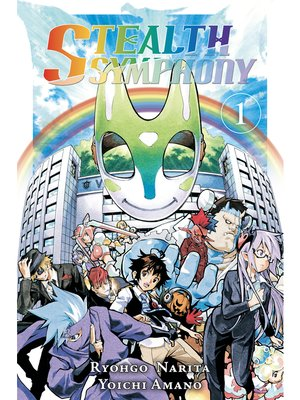 cover image of Stealth Symphony, Volume 1