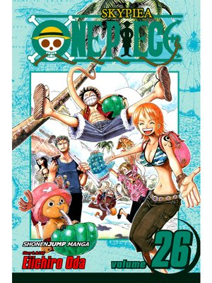 cover image of One Piece, Volume 26