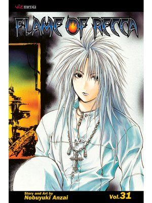 cover image of Flame of Recca, Volume 31