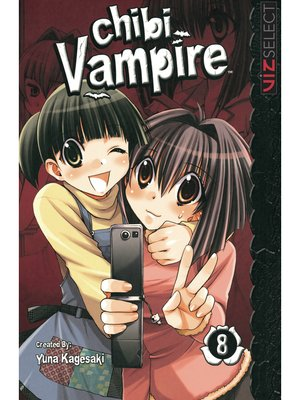 cover image of Chibi Vampire, Volume 8