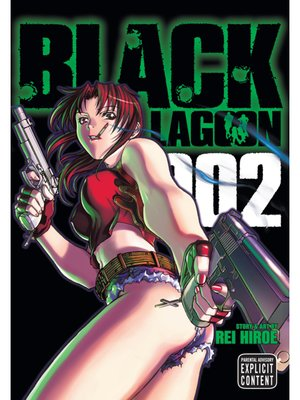 cover image of Black Lagoon, Volume 2