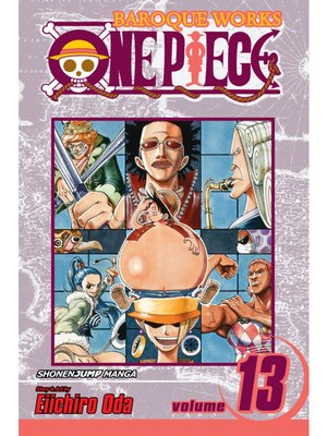 cover image of One Piece, Volume 13