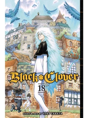 cover image of Black Clover, Volume 18
