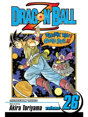 cover image of Dragon Ball Z, Volume 26