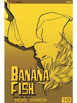 cover image of Banana Fish, Volume 10