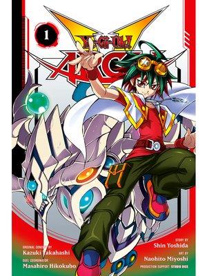 cover image of Yu-Gi-Oh! Arc-V, Volume 1