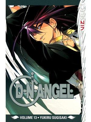 cover image of D・N・ANGEL, Volume 5