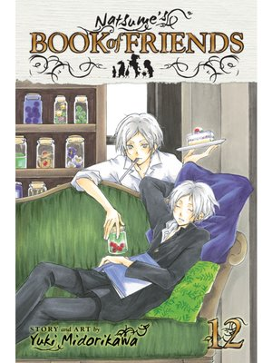 cover image of Natsume's Book of Friends, Volume 12