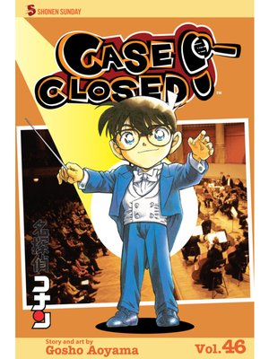 cover image of Case Closed, Volume 46