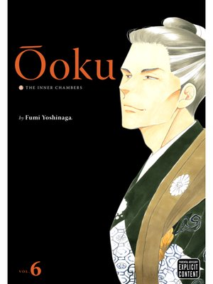 cover image of Ôoku: The Inner Chambers, Volume 6