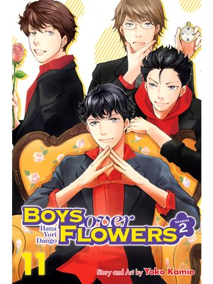 cover image of Boys Over Flowers, Season 2, Volume 11