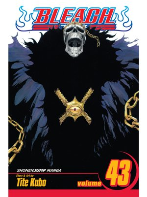 cover image of Bleach, Volume 43