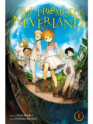 cover image of The Promised Neverland, Volume 1
