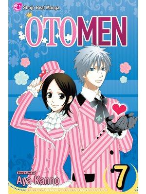 cover image of Otomen, Volume 7