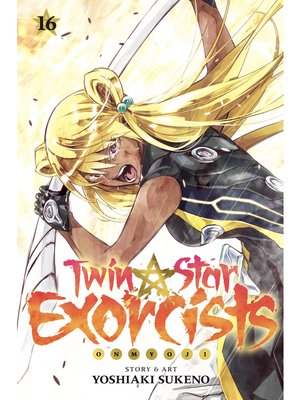 cover image of Twin Star Exorcists, Volume 16