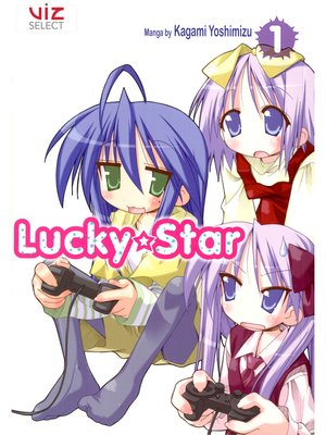 cover image of Lucky★Star, Volume 1