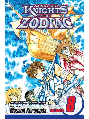 cover image of Knights of the Zodiac (Saint Seiya), Volume 8