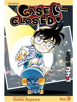 cover image of Case Closed, Volume 9