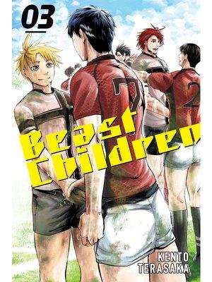 cover image of Beast Children, Volume 3