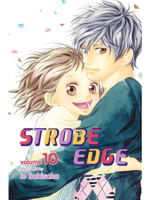 cover image of Strobe Edge, Volume 10