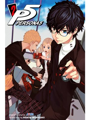 cover image of Persona 5, Volume 2