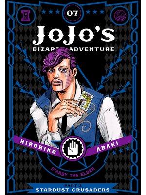 cover image of JoJo's Bizarre Adventure: Part 3 - Stardust Crusaders, Volume 7