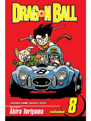 cover image of Dragon Ball, Volume 8