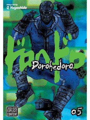 cover image of Dorohedoro, Volume 5