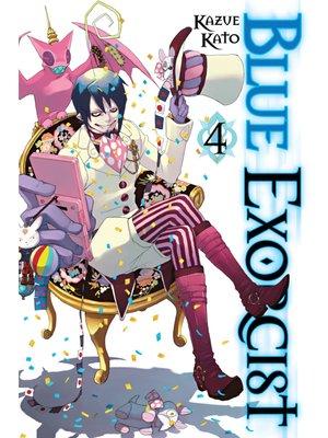 cover image of Blue Exorcist, Volume 4