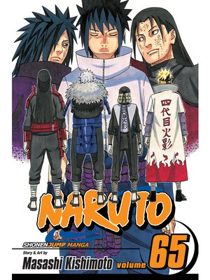 cover image of Naruto, Volume 65