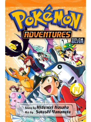cover image of Pokémon Adventures, Volume 14